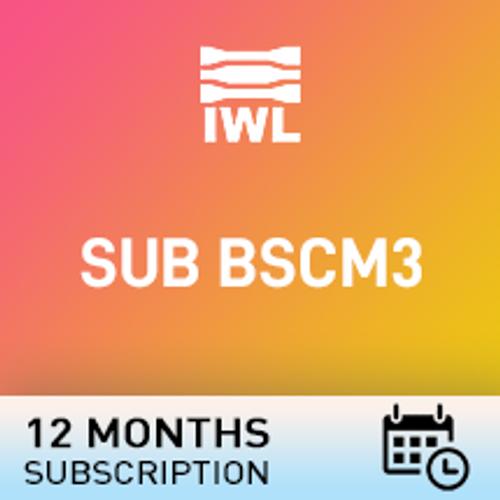 SUB BSCM3