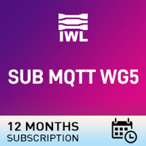 SUB MQTT WG5