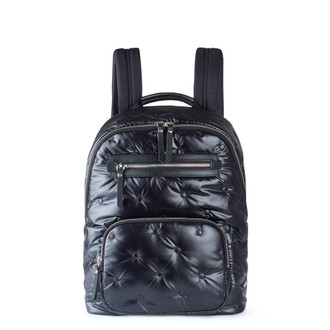Black Nylon Backpack Reykjavik YT 8448829 BLF