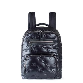 Black Nylon Backpack Reykjavik YT 8448829 BLF