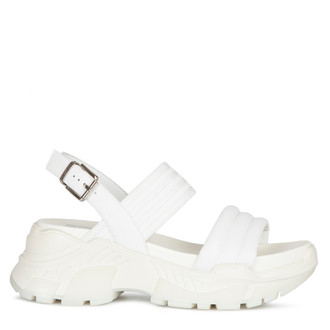 Women's Snow-White Streamlined Sandals GF 5129220 WHT