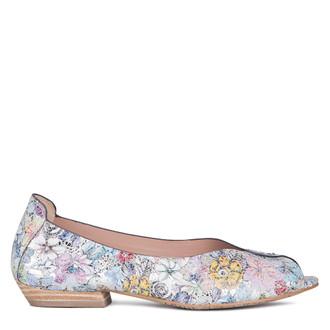 Women's Floral Print Ballet Shoes GP 5101010 MLZ