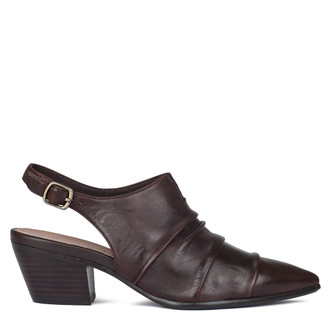 Women's Textured Glove Leather Shoes GP 5146810 DBA