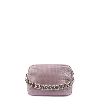 Powder Pink Leather Miniature Rimini Bag YG 5104110 LLC