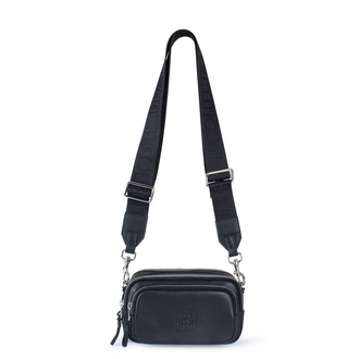 Black Unisex Glove Leather Bern Bag YH 8118810 BLI