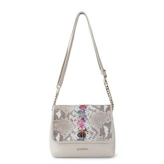 Beige Leather Cross-Body Parma Bag YM 5220810 BGZ