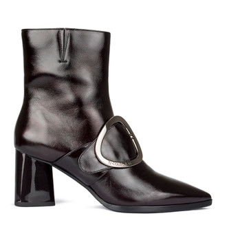 Women's Maroon Ankle Boots GD 5364910 BDP