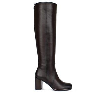 Women's Burgundy Tubo Boots GD 5470010 BDA