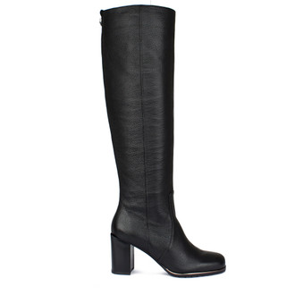 Women's Tall Black Tubo Boots GD 5470010 BLA