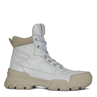 Women's White Winter Boots GD 5518510 WHP