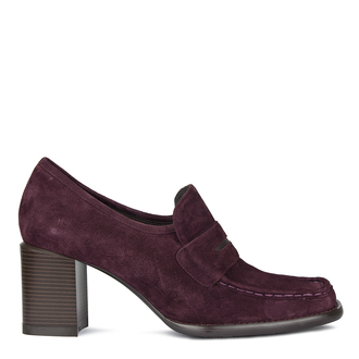 Women's Blackberry Suede Shoes GF 5268810 DVS
