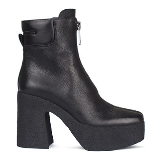 Women's Black Ankle Boots GF 5360010 BLZ