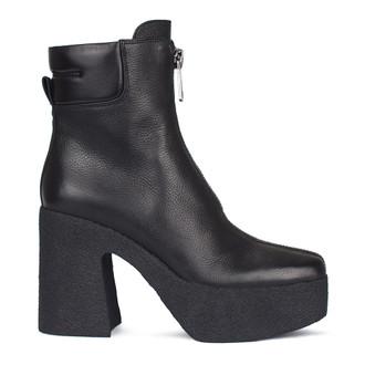 Women's Black Ankle Boots GF 5360010 BLZ