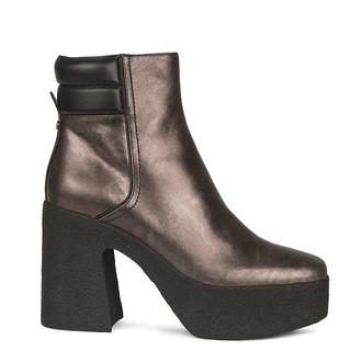 Women's Bronze Ankle Boots  GF 5360210 PLZ
