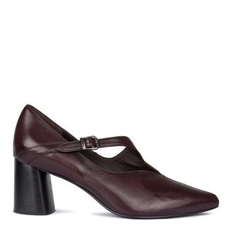 Women's Elegant Burgundy Pumps  GP 5267810 BDA