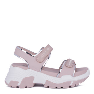 Women's Powder White Sandals GF 5129921 PNA