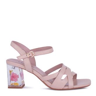 Women's Tender Beige Leather Sandals GF 5165011 BGA