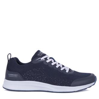 Men's Blue Flyknit Textile Sneakers GV 7115921 NVG