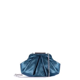 Fine-Grained Emerald Green Clutch YB 5120021 GNZ
