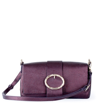 Burgundy Leather Bag Saint-Tropez  YG 5152811 BDZ