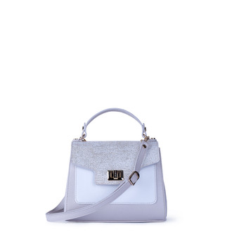 White and Beige Hummingbird Bag YM 5212011 BGZ