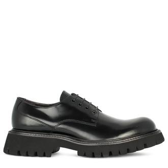 Men's Refined Leather Derbies GB 7215111 BLP