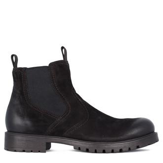 Men's Matte Nubuck Chelsea Boots GN 7326511 BLN