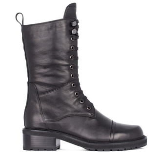 Women's Laced Winter Boots GP 5535111 BLK