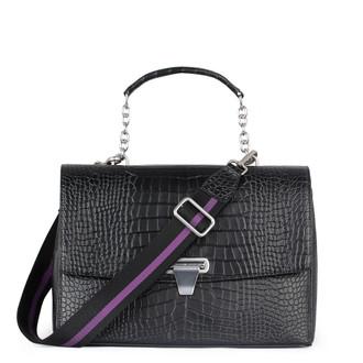Women's Lausanne Briefcase Bag YT 5438211 BLC