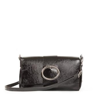 Patent Leather Shoulder Bag Saint-Tropez YG 5152618 BLZ