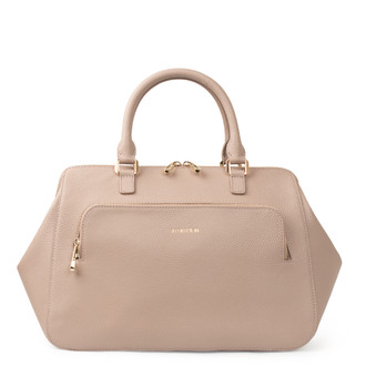 Nude Grained Leather Doctor Bag XT 5449018 TPI