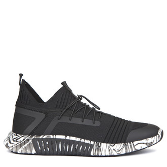 Men's High-Tech Black Trainers Freedom GK 7204129 BLZ