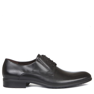 Men's Classic Business Derby Shoes MP 7222019 BLK