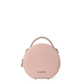 Sorbet Pink Leather Cross-Body Mini Bag Positano XN 5160019 PNA