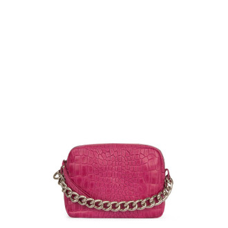 Fuchsia Leather Mini Bag Rimini YG 5104119 FXC