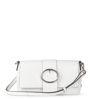 White Patent Leather Shoulder-Bag Saint-Tropez YG 5152619 WHP