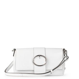 White Patent Leather Shoulder-Bag Saint-Tropez YG 5152619 WHP