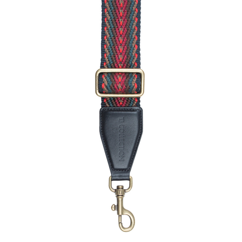 Red-Green Bag Strap Tracolla LC 5040639 DGM