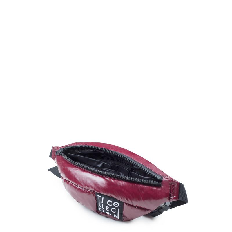 Burgundy Waist Bag Cortina YO 8220929 BDF
