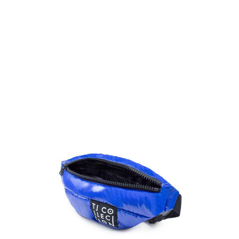 Blue Waist Bag Cortina YO 8220929 BUF