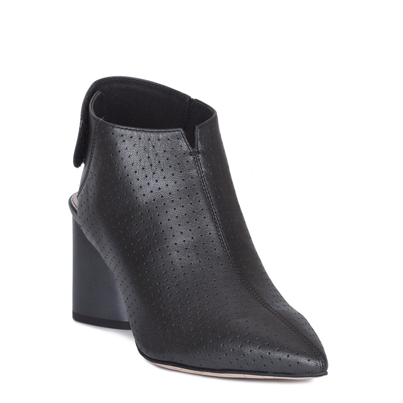 Women's Perforated Summer Ankle Boots GD 5171810 NVZ