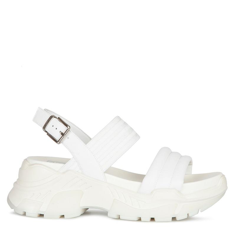 Women's Snow-White Streamlined Sandals GF 5129220 WHT