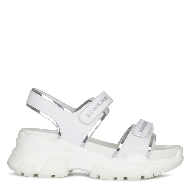 Women's Sports Chic White Sandals GF 5129920 WHT