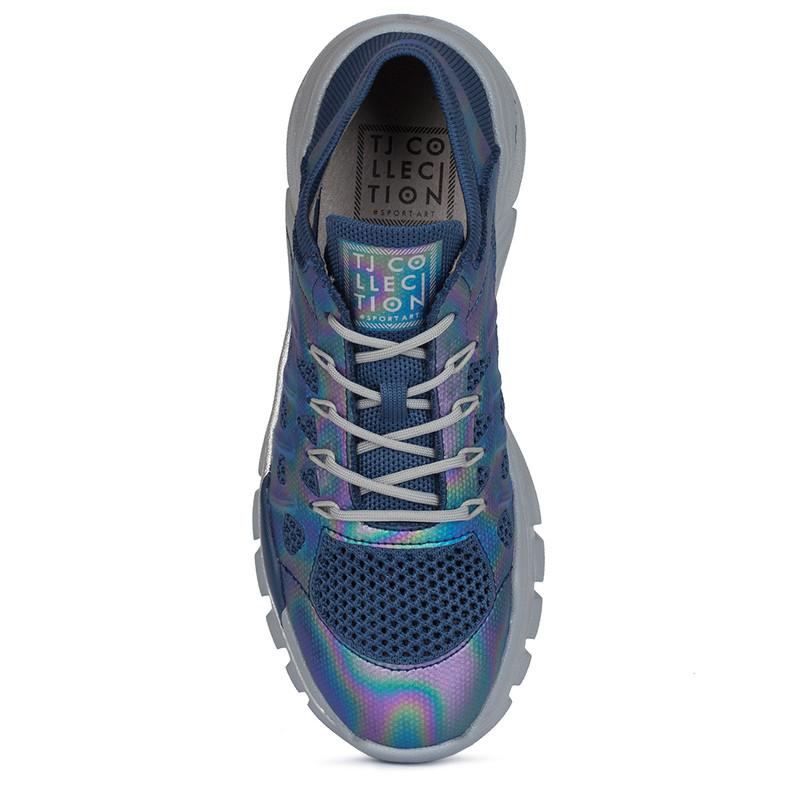 Women's Flyknit Sneakers GK 5105020 BUZ