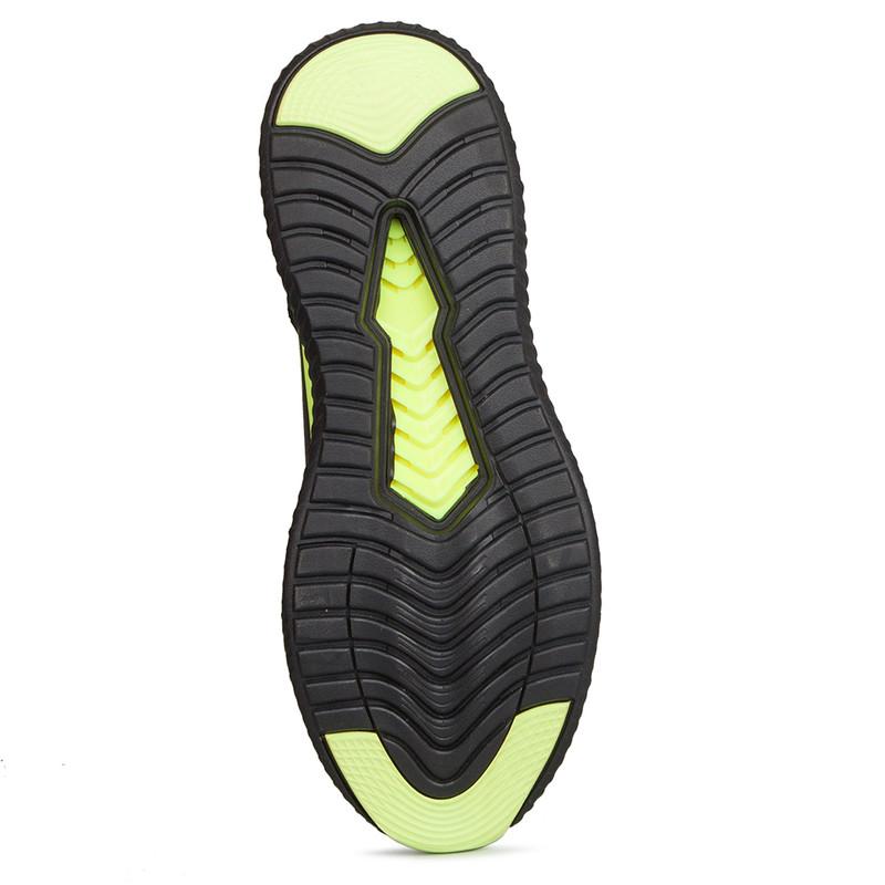 Men's Lime Green Pluto Sneakers GK 7206920 BLY