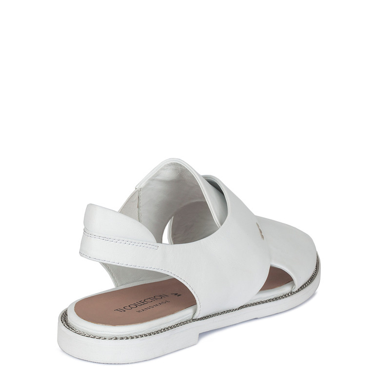 Women's Snow White Glove Leather Sandals GP 5106010 WHO