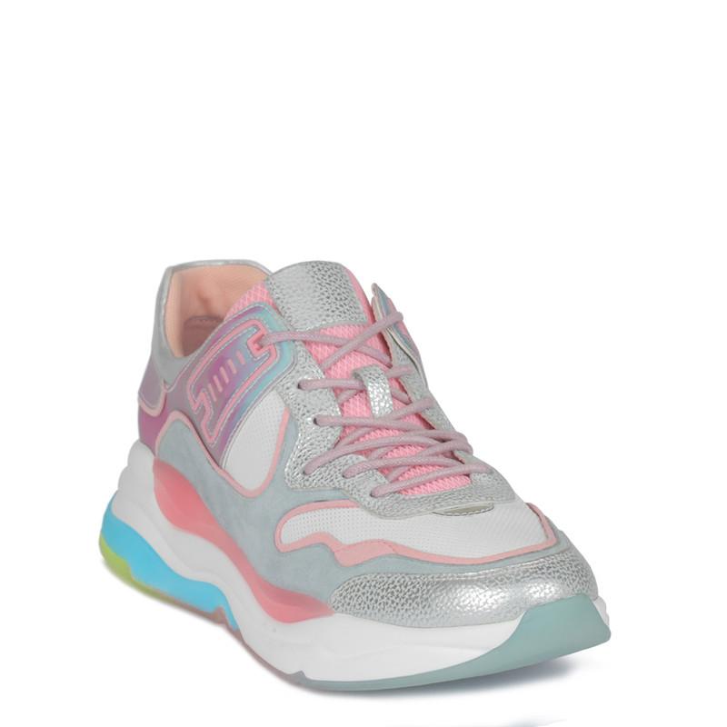 Women's Streamlined Pastel-Coloured Sneakers GS 5210130 SLP