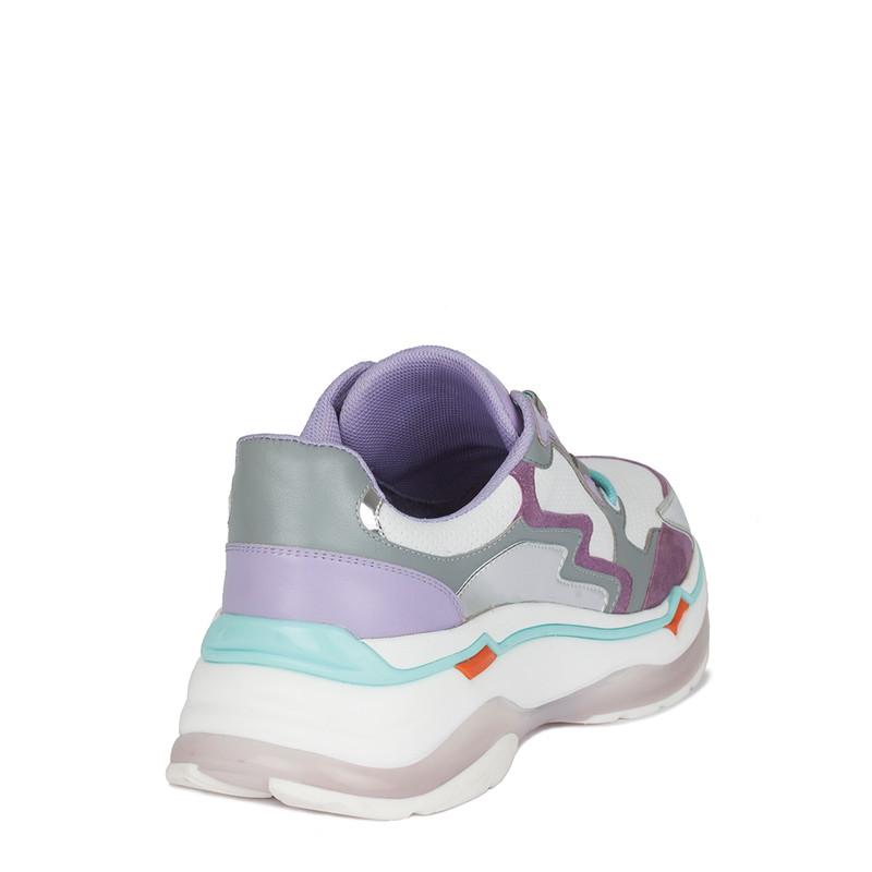 Women's Lavender Venus Sneakers GS 5211910 WHL