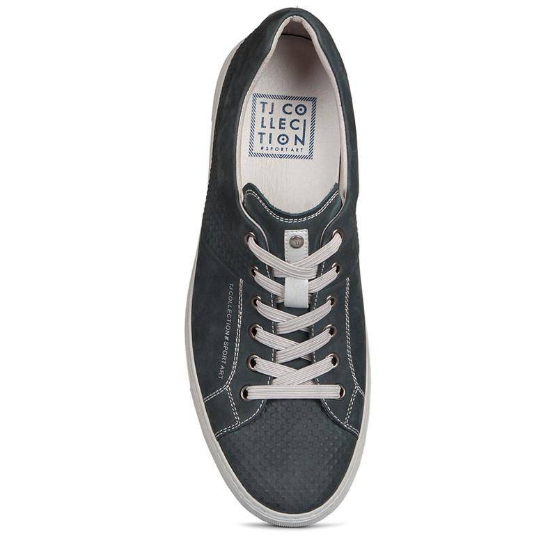 Men's Blue Nubuck Sneakers TL 7225210 NVG