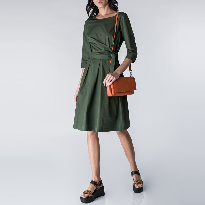 Women's Bright Orange Monte Carlo Bag YG 5152510 ORG